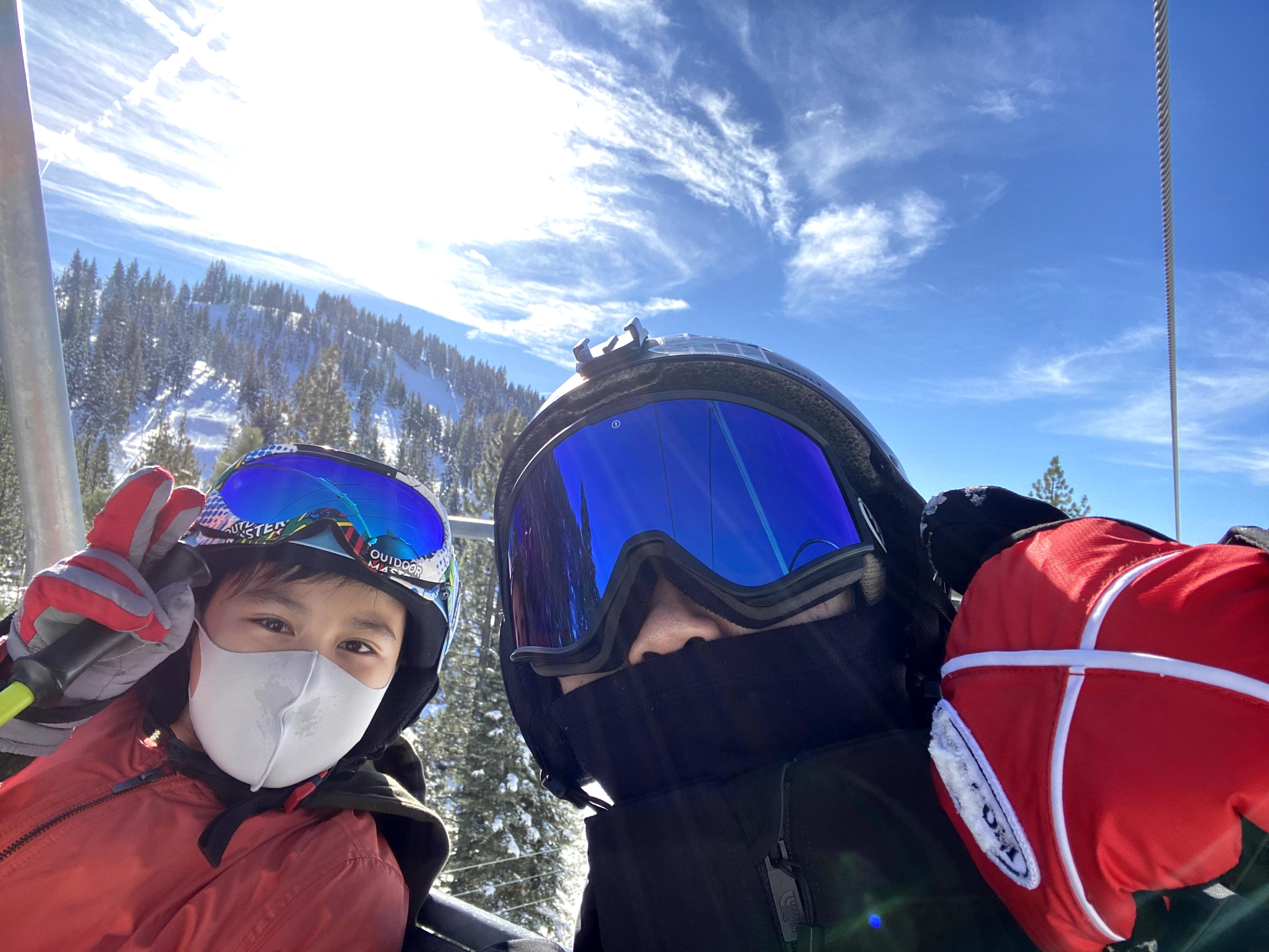 疫情期間太浩湖滑雪全攻略!