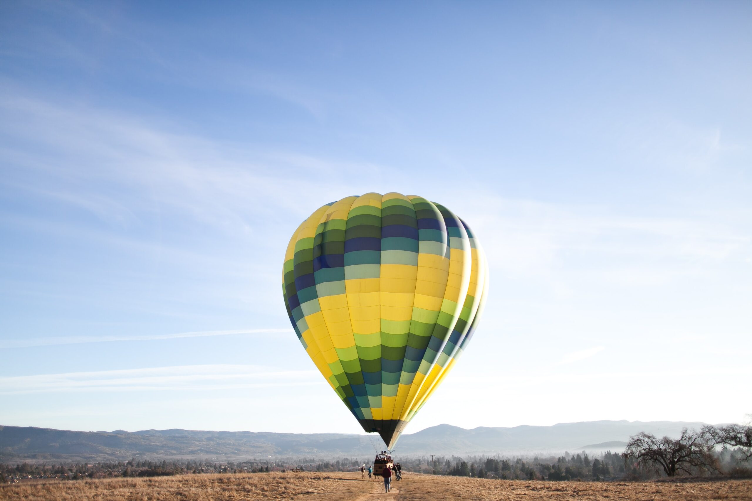 親子遊好去處|美國加州納帕谷NAPA熱氣球