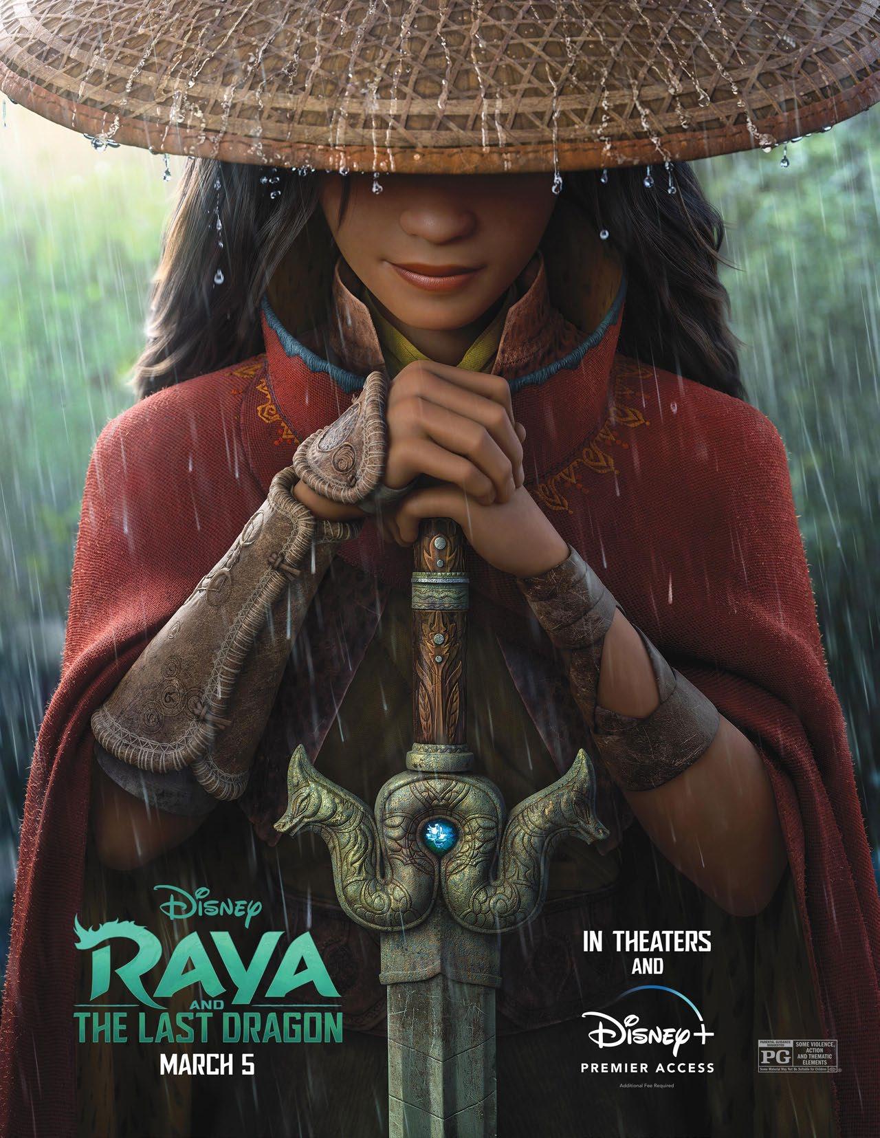 由《冰雪奇缘》金牌团队打造的最新迪士尼原创奇幻动画电影《寻龙传说》获爆赞,首个东南亚公主太飒了!
