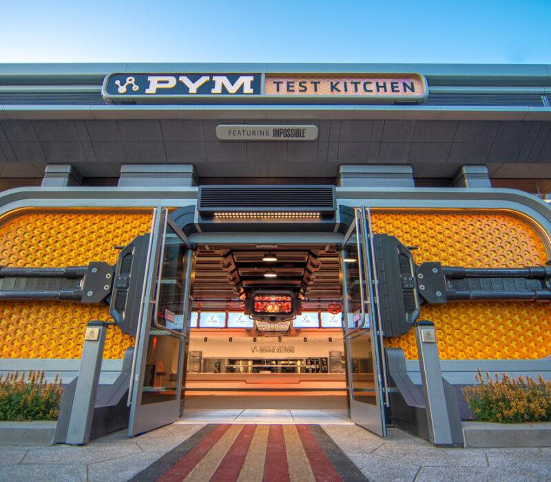 Opening June 4, 2021, Avengers Campus at Disney California Adventure Park in Anaheim, California(Christian Thompson/Disneyland Resort)