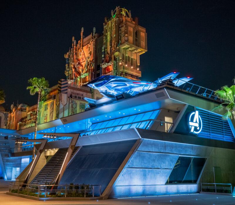 Avengers Campus (Christian Thompson/Disneyland  Resort)