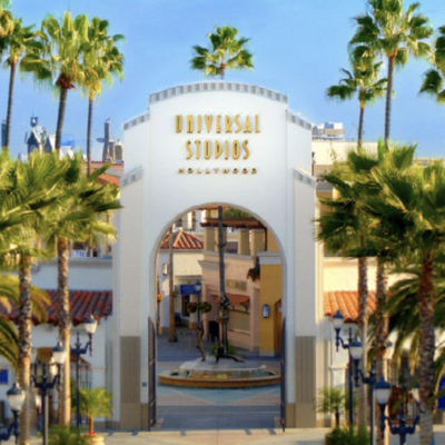 Universal Studios Welcome Back