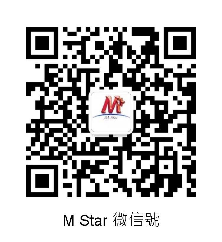 Mstar QR code