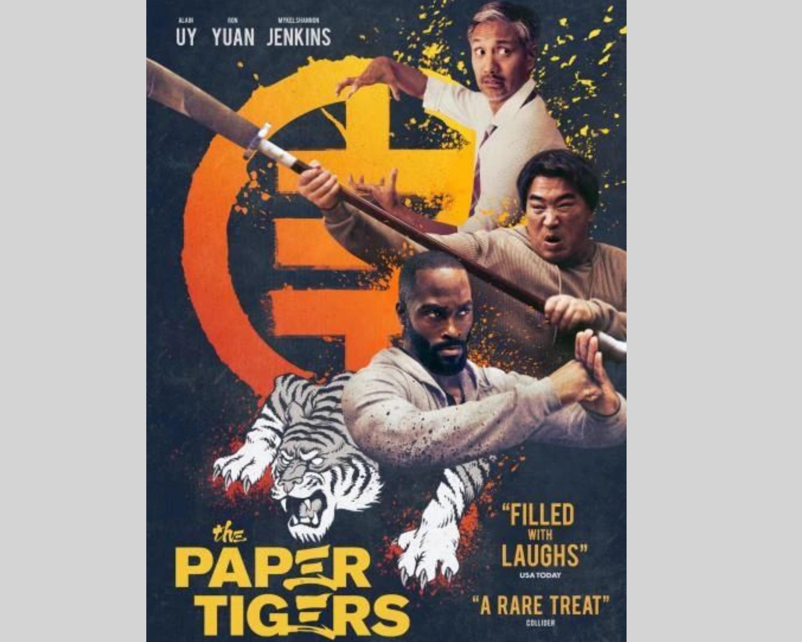 电影《三只老虎》(The Paper Tigers)