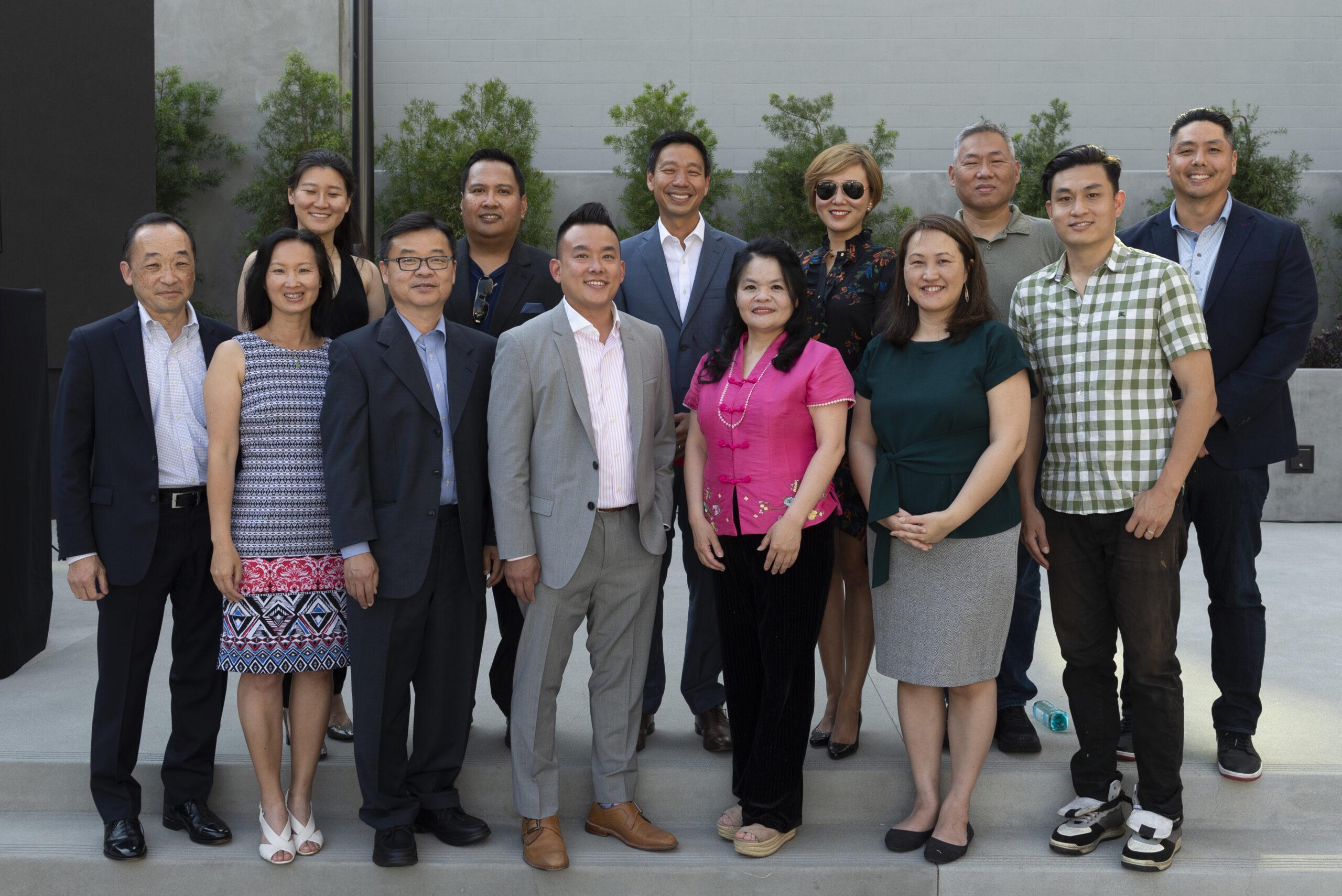 ASIAN PACIFIC COMMUNITY FUND(亞太社區基金會,簡稱APCF) 宣佈成立全新「婦女領袖慈善基金」 (WOMEN LEADERSHIP IN PHILANTHROPY FUND )