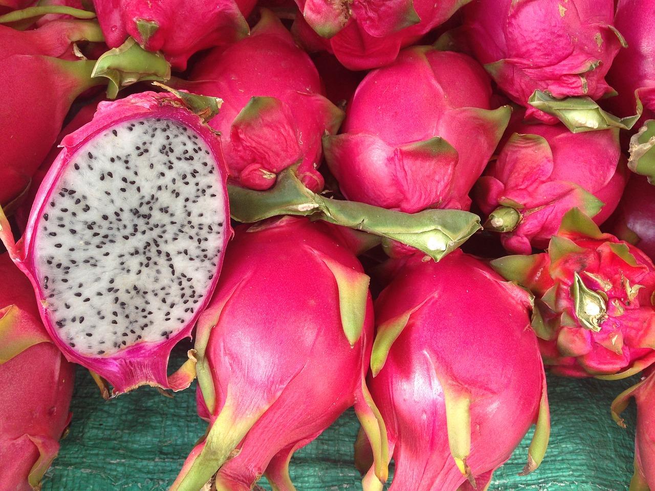 「食力」含鐵量更勝櫻桃!火龍果消暑又養生,外形渾圓飽滿最佳