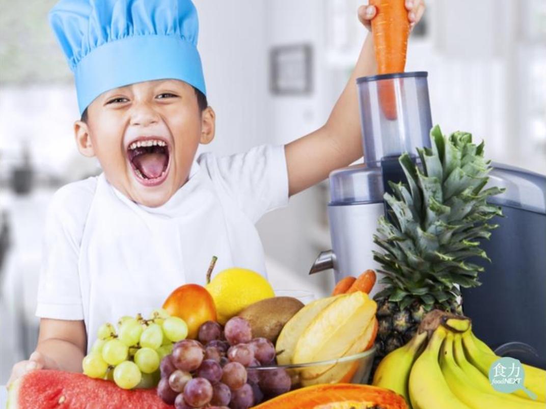 「食力」夏季消暑好選擇!自榨果汁天然又健康,蘋果四季百搭最受青睞