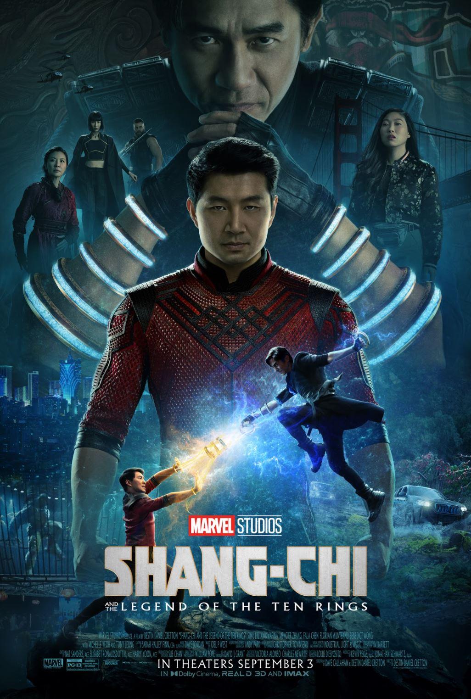 漫威工作室首發《尚志與十環傳奇》新宣傳片  見證一個驚奇傳奇的崛起  9月3日上映