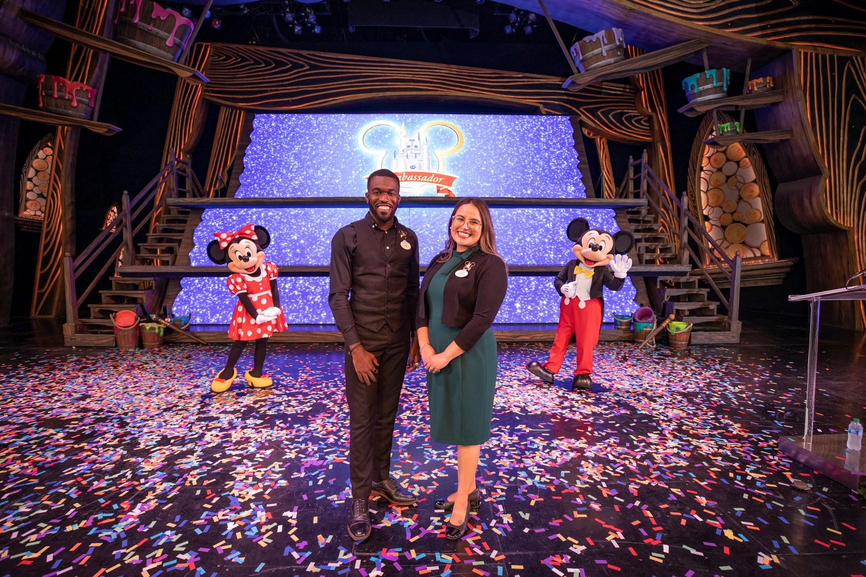 全新迪士尼樂園度假區大使團隊亮相